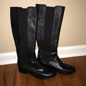Cole Haan ladies leather boots